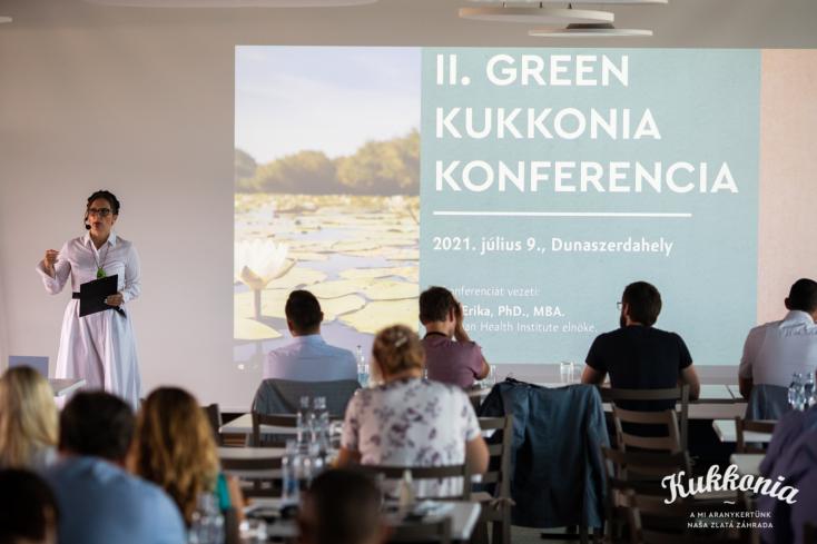 A felelősség közös, a cél is legyen az! – A II. Green Kukkonia konferencia fő témája a tudatos hulladékgyűjtés és annak minimalizálása volt