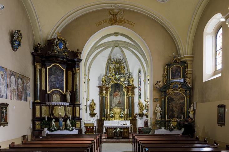 Támogassa a Csallóköz legrégebbi templomoltárának felújítását!